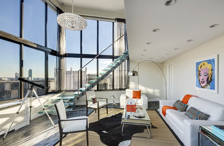 Frank Sinatra'nın 5 Milyon Dolara Satılan Lüks Evi