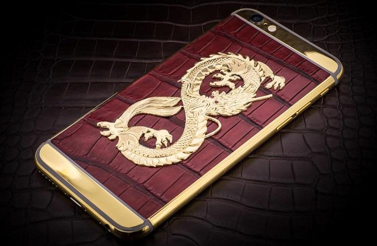 Golden Dreams İmzalı Dünyanın En Lüks iPhone 6 Koleksiyonu