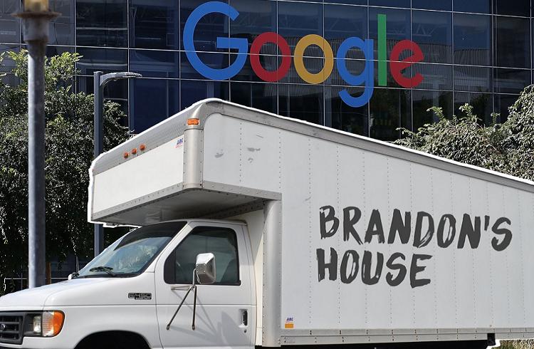 Google'nin Kamyonette Yaşayan Çalışanı ile Tanışın!