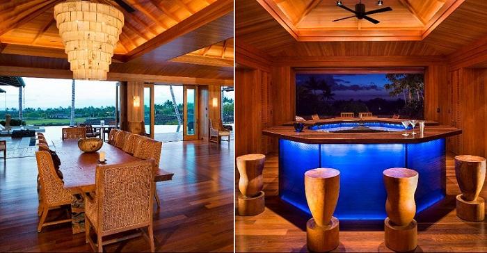 Howard Schultz'un Hawaii'deki Yazlık Evi