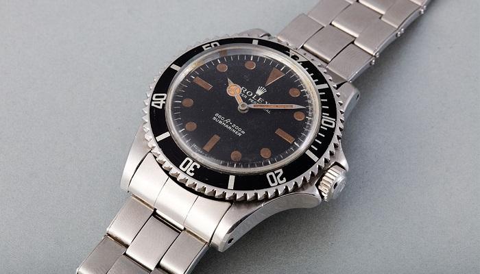 James Bond Rolex Submariner Kol Saati