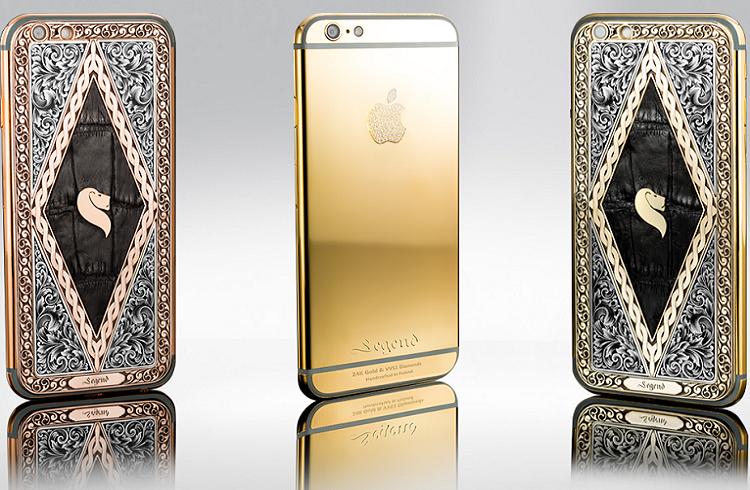 Legend Firmasının Sunduğu Özel Tasarım Apple Koleksiyonu