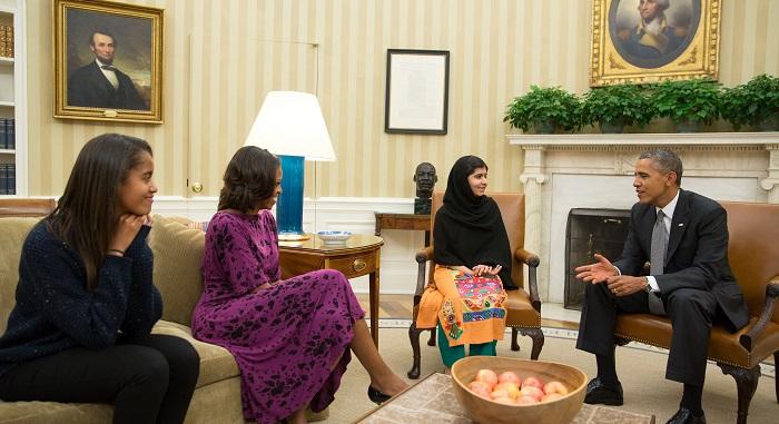Malala Yusufzay'in Eğitim Adına Verdiği Mücadele