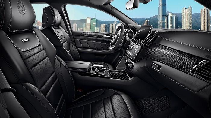 Mercedes-AMG GLE Coupe 63S İçi