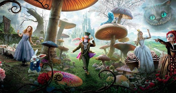 Alice Harikalar Diyarında (Alice in Wonderland)