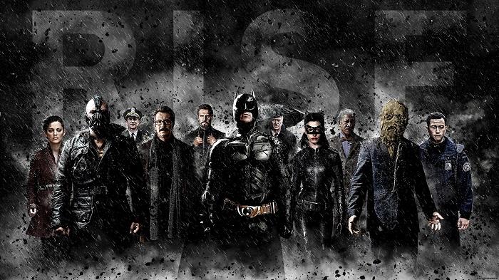 Batman: Kara Şövalye Yükseliyor (The Dark Knight Rises)
