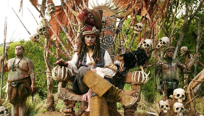 Karayip Korsanları 2: Ölü Adamın Sandığı (Pirates pf the Caribbean: Dead Man's Chest)