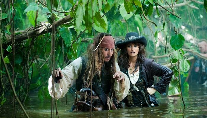 Karayip Korsanları 4: Gizemli Denizlerde (Pirates Of The Caribbean: On Stranger Tides)
