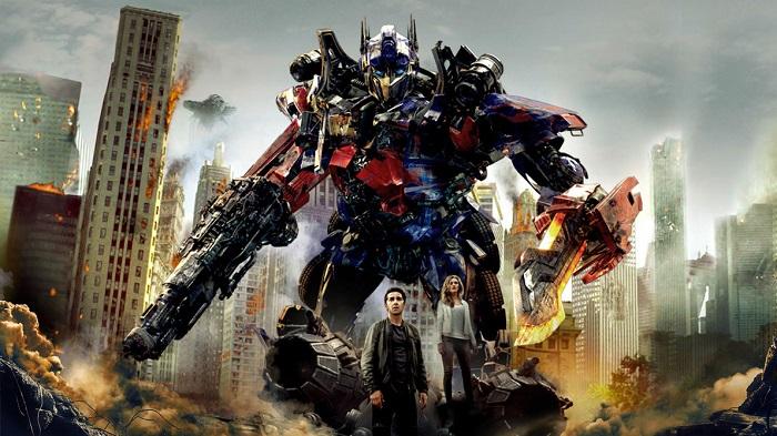 Transformers 3: Ay'ın Karanlık Yüzü (Transformers: Dark of the Moon)