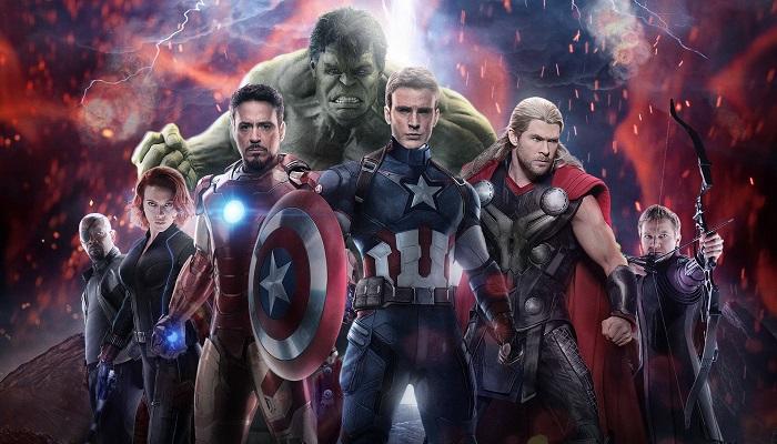 Yenilmezler Ultron Çağı (Avengers: Age of Ultron)