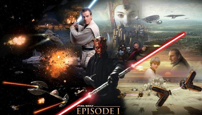 20 Yıldız Savaşları Bölüm 1: Gizli Tehlike (Star Wars Episode I: The Phantom Menace