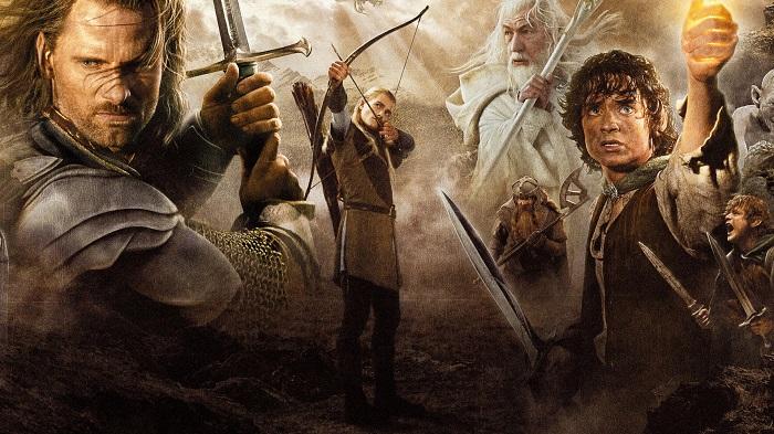 Yüzüklerin Efendisi: Kralın Dönüşü (The Lord of the Ring: The Return of the King)