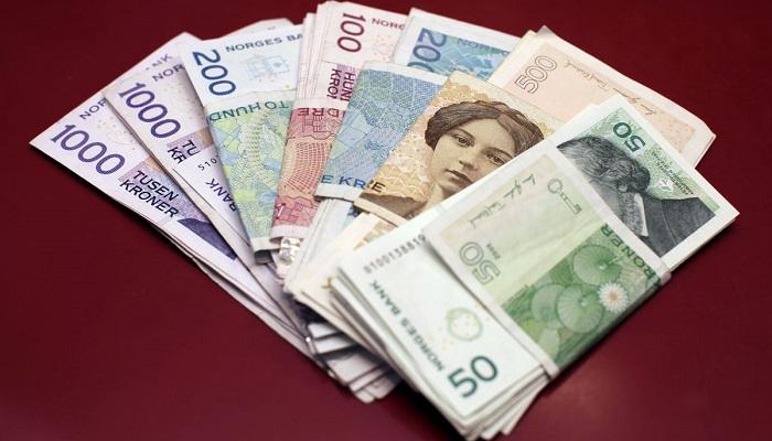 Norveç Günümüz Banknotlari