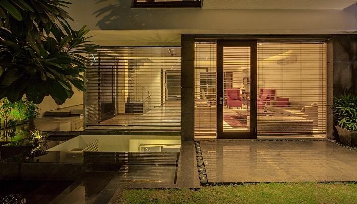 Overhang House – Yeni Delhi/Hindistan