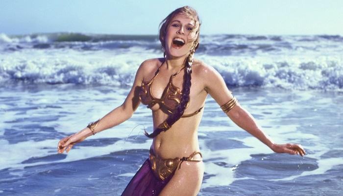 Prenses Leia'nın İkonik Bikinisi 96 Bin Dolara Alıcı Buldu!