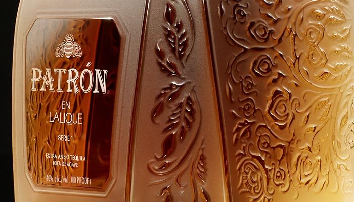 "Sadece 500 Adet Üretilen Lüks Tekila ""Patron en Lalique: Serie 1"""