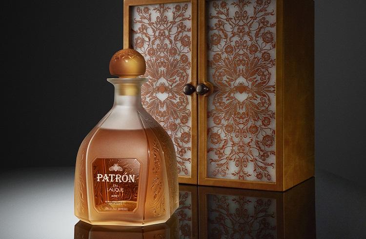 """Sınırlı Sayıda Üretilen Özel Tekila: """"Patron en Lalique Serie 1"""""""