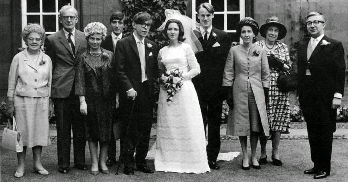 Stephen Hawking'in Aile Hayatı