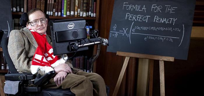 Stephen Hawking'in İş Hayatı