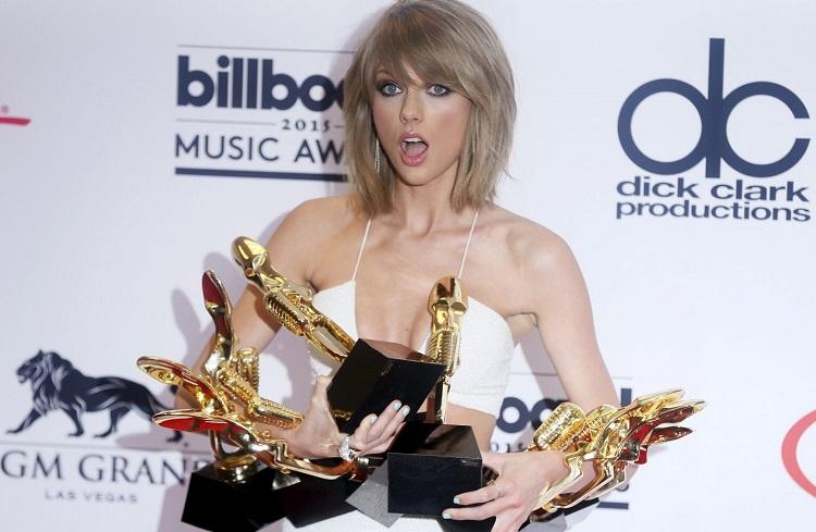 Taylor Swift Günde Bir Milyon Dolar mı Kazanıyor?