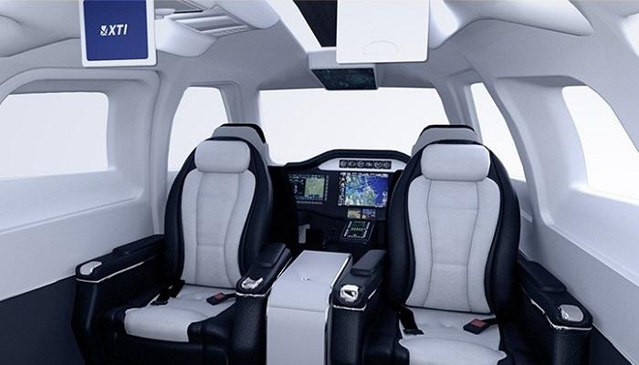 """VTOL Özelliğıyle Dikkat Çeken Ayrıcalıklı Jet """"Trifan 600"""""""