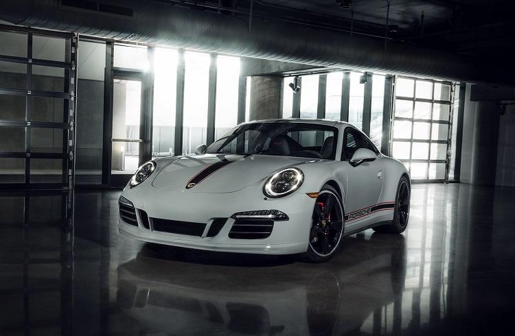 Yalnızca 25 Adet Üretilen Porsche 911 Carrera GTS