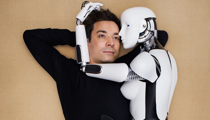 Yapay Zeka Ürünü Kadın Robotlar
