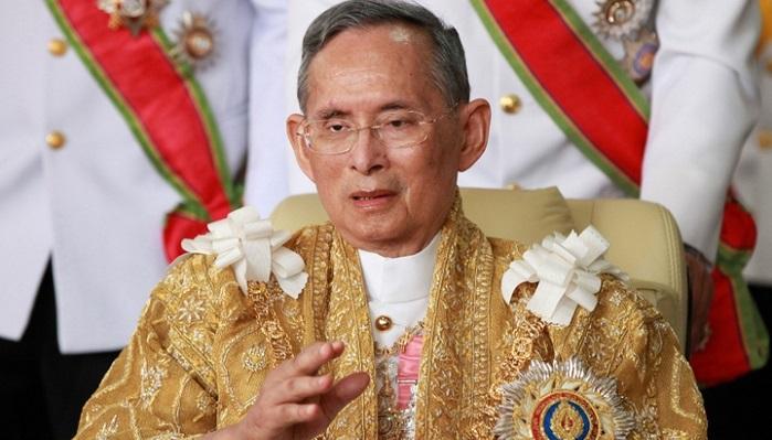 Bhumibol Adulyadej - Tayland Kralı