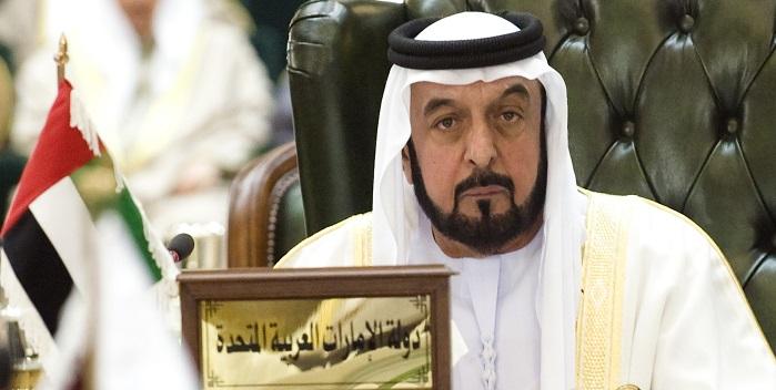 Khalifa bin Zayed Al Nahyan - Birleşik Arap Emirlikleri Başkanı