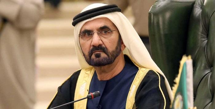 Mohammed bin Rashid Al Maktoum - Dubai Emiri