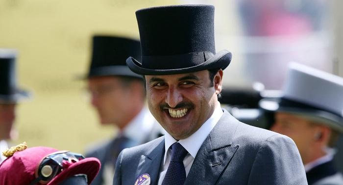 Tamim bin Hamad Al Thani - Katar Emiri