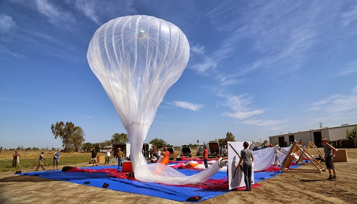 Google X Project Loon