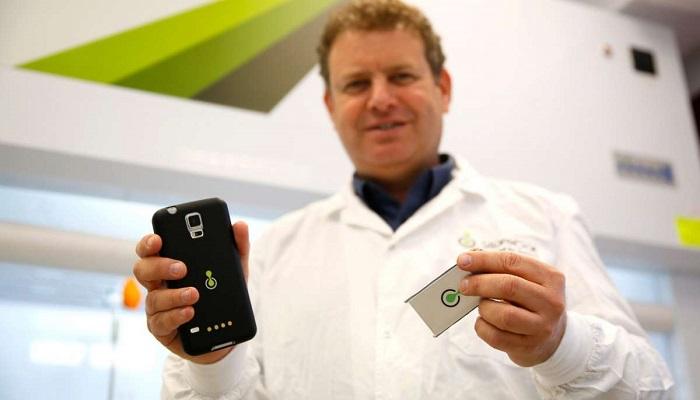 StoreDot Akıllı Telefon Bataryası Turbo Rechargeri