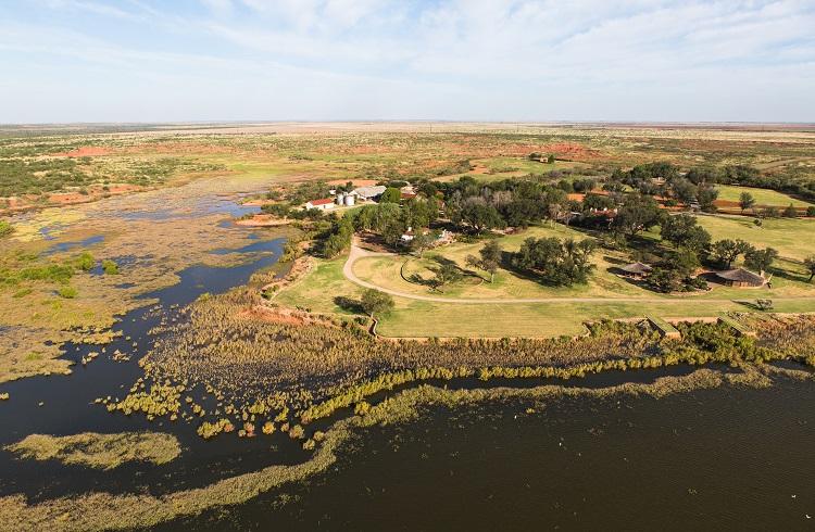 Amerika'nın En Büyük Çiftliği The Waggoner Ranch Alıcısını Bekliyor!