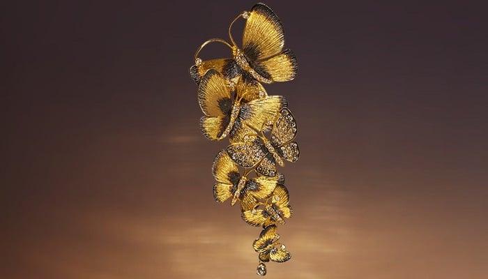 Annoushk - Butterflies Pendant