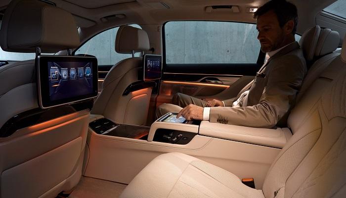 BMW 7 Serisi - Gentleman Function