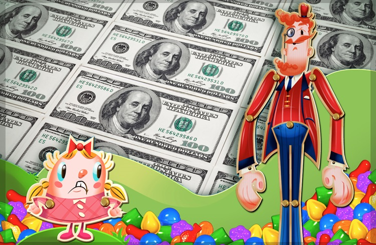 Candy Crush Activision Blizzard Tarafından Rekor Fiyata Satın Alındı