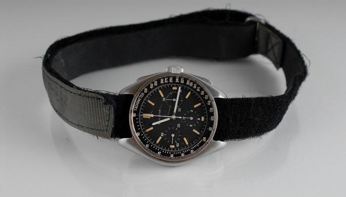 Dave Scott'un Apollo 15 Görevinde Kullandığı Bulova Markalı Saat