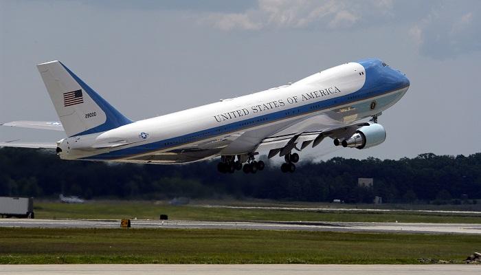 Air Force One - Amerika Birleşik Devletleri