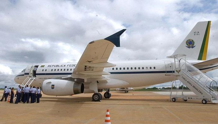 Airbus A319 - Brezilya