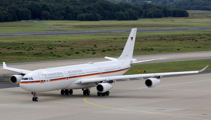 Airbus A340-313 - Almanya