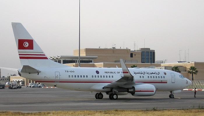 Airbus A340-500 - Tunus