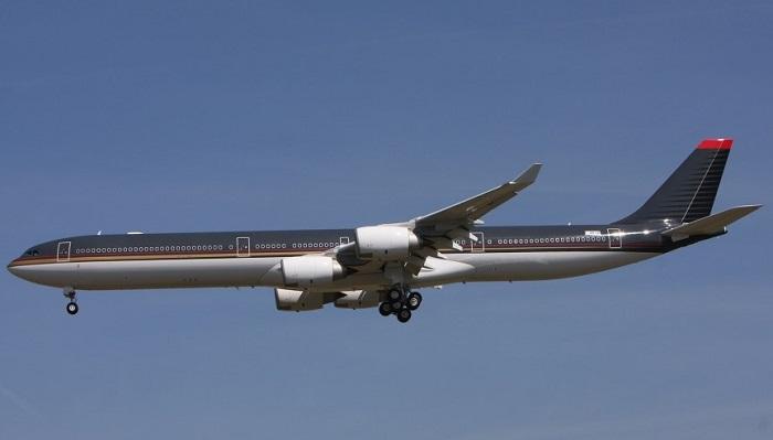 Airbus A340-600 - Ürdün