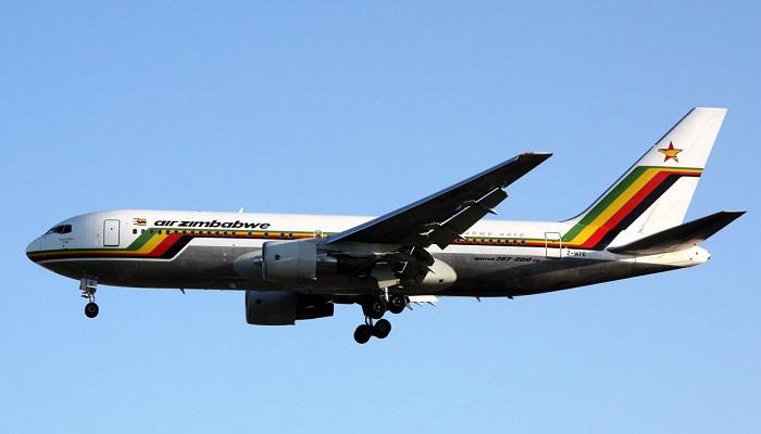 Boeing 767 - Zimbabwe