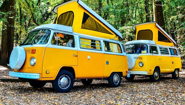 1967-79 VW Camper Bus