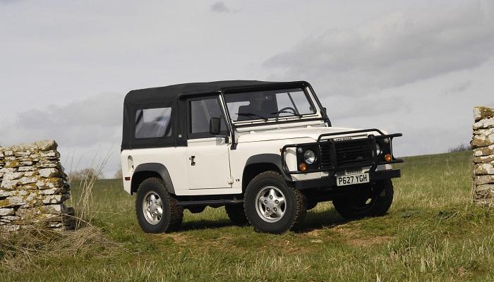 1985 Land Rover Defender 90