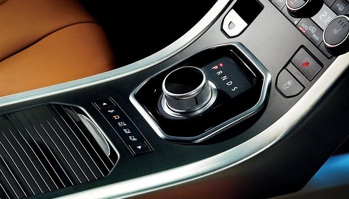 Jaguar XF - Vites Kolu