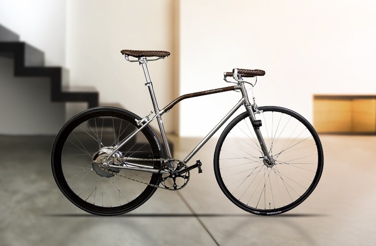 """Kişiye Özel Üretilen Lüks Bisiklet: """"Pininfarina Fuoriserie"""""""