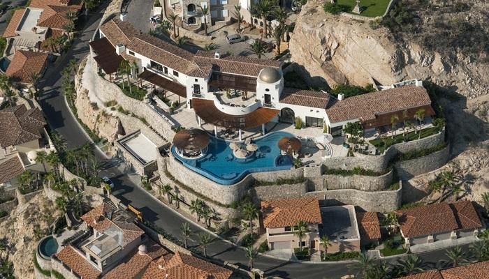 "Los Cabos'ta Bulunan Eşsiz Bir Malikane ""Casa Fryzer"""