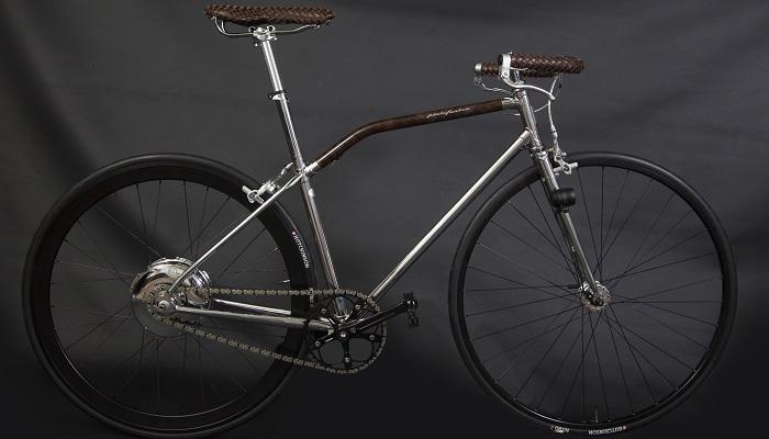 Lüks Otomobil Tasarımcısından Kişiye Özel Bisiklet Pininfarina Fuoriserie